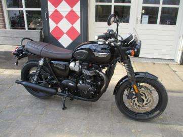 Triumph Bonneville T120 Black ABS