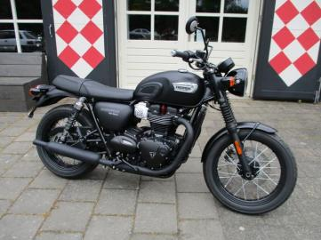 Triumph Bonneville T100 Black ABS