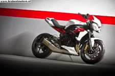 STR Street Triple R Accessorised