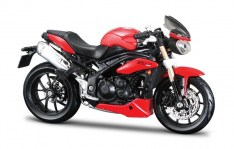 Speed Triple 1050 red