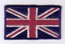 new union flag patch